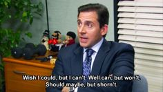 Michael Scott I miss you Parks N Rec, Parks And Recreation, Best Of The Office, Threat Level Midnight, Office Jokes, Michael Scott Quotes, Film Images, Paper People, Senior Quotes