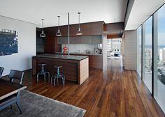 Wood cab wood floors