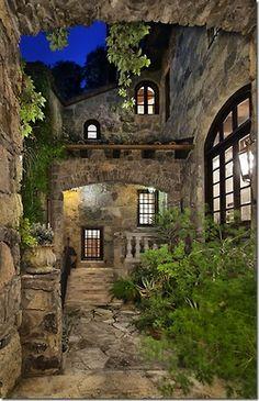Let me be a princess  Decorao rstica em 2018  Escadas Decorao de casa e Casas