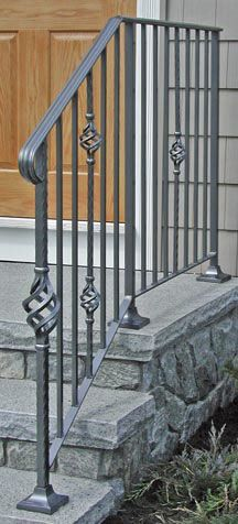 All of our handrails have 100% welded connections. There are no screws or rivets that often loosen and permit other railings to become wobbly. They are dependable and reliable without compromise after years of use. http://www.stepguys.com/index.php/Railings/#utm_sguid=151518,94fa6ee0-0d3c-3649-4d02-b1cbfc695c07