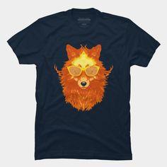 Wild. Fox. Fancy. Animal.