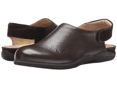 SoftWalk Holland Sand/Dark Brown Cow Suede Leather/Smooth Leather - Zappos.com Free Shipping BOTH Ways