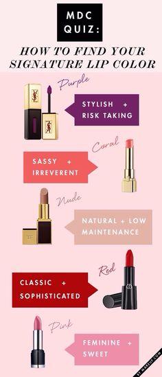 Keep calm and put lipstick on!