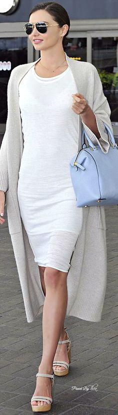 Style In The City ● Miranda Kerr ~ Tнεα ~ {FASHION} Favorites