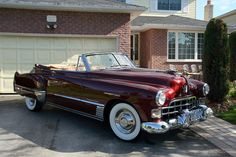 Wish this was in my driveway 1948 Cadillac Convertible