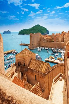 Dubrovnik CroatiaEuropean Best Destination