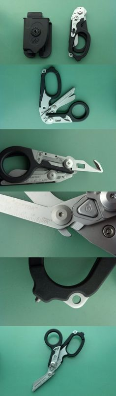 Leatherman Raptor Emergency response Shears.