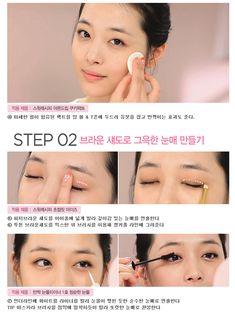 ... natural makeup makeup tutorials korean makeup hair beauty etude house