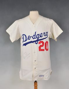 1974 los angeles dodgers | Lot Detail - Don Sutton 1974 Los Angeles Dodgers Signed Game Used Home ...