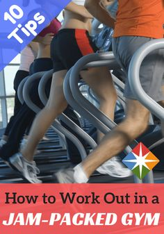 The new year is coming--and your gym is going to be packed. Don't give up! There are ways around working out in a crowded gym. Find out how to get your workout in without sacrificing your sanity!