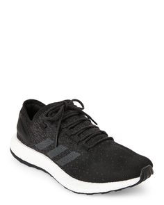306f2ca12d02b Adidas X Reigning Champ Black Pureboost Running Sneakers Reigning Champ