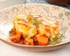 Hachis parmentier aux petits pois et carottes (facile, rapide) - Une recette CuisineAZ (avec +++ de pdf c mieux..)