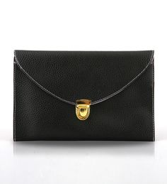 GOTG Black Clutch on on glamouronthego.co.uk