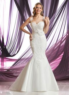 Da Vinci Bridal Gown Style - 50394