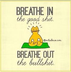 What do you do when you get stressed or anxious? What works for me, is breathing out my fear and breathing in what I want to attract. For example, breathe out scarcity and breathe in abundance. Breathe out stress and breathe in calm. Breathe out hate and breathe in love. Tip: keep on doing this breathing technique until you no longer feel stressed over the initial fear you are breathing out. Enjoy :-)