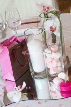 Un mariage en rose