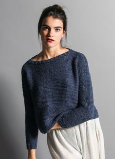 Cuzco Sweater - Pullover - Stricksets