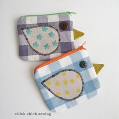 chick chick sewing: Day 10 of Zakka Handmades Blog Tour - Roxy Creations ブログツアー10日目♪