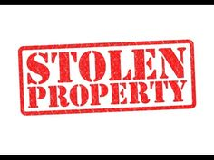 The Nevada crime of possession of stolen property.
