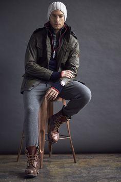 Michael Bastian Fall 2016 Menswear Collection Photos - Vogue