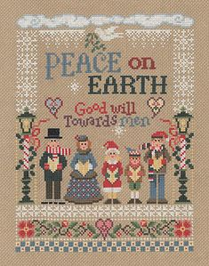 The Four Seasons - Cross Stitch Patterns & Kits (Page 14) - 123Stitch.com