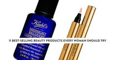 The best-selling beauty products that have sold millions and are beauty icons. How many have you tried?