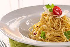 Koelkasts Spaghetti Carbonara (Rezept mit Bild) von Koelkast | Chefkoch.de - das absolute Lieblingsgericht unserer Tochter... und so schnell und einfach gemacht.