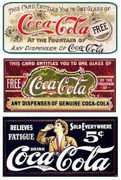 At the fountains of Coca Cola Vintage signs Coca Cola Poster, Coca Cola Drink, Cola Drinks, Coca Cola Ad, Always Coca Cola, Coke Ad, Coca Cola Bottles, Coca Cola Vintage, Pub Vintage