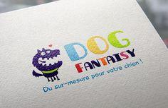 Réalisation d'un logo pour l'entreprise Dog Fantaisy qui est spécialisée dans la fabrication artisanale d'accessoires personnalisés pour chiens pour l'agility (sport canin). Je travaille donc sur la création d'une identité visuelle en axant mes propositions sur le côté ludique, coloré, grand public. Illustrations, recherche typographique, et recherche d'une gamme de couleurs. Création du logo de …