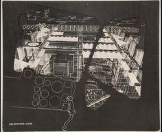 Cedric Price : Fun Palace 1974