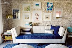 Baby Proofing Your Stylish Living Room by Emily Henderson Decor, Living Room, Room Inspiration, Stylish Living Room, Rug Over Carpet, Bedroom Carpet, House Interior, Living Spaces, Room
