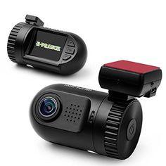 E-PRANCE® Mini 0801 Car DVR Dash Camera Ambarella A2S60 Chip 5M pixel CMOS + GPS Logger + High Resolution Full HD 1080P 30 FPS + G-sensor + License Plate + 135 Degree Wide Angle View E-PRANCE http://www.amazon.com/dp/B00F2GMUPU/ref=cm_sw_r_pi_dp_C.rHub0E0ZSKM