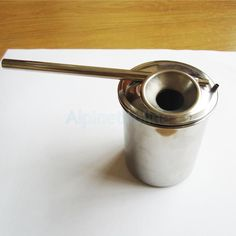 Metal Atomizer Glaze Glazing Pot Pottery Painting Sprayer Tools 150*110Mm