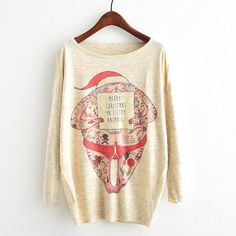Cute sweaters in 23 variations - be sure to check all the styles so you don't miss out on that perfect print! Collar: O-NeckSleeve Length(cm): LongMaterial: 51 Cute Sweaters, Sweaters For Women, Cartoon Unicorn, Kawaii Cute, Pulls, Romwe, Harajuku, Graphic Sweatshirt, Style Inspiration