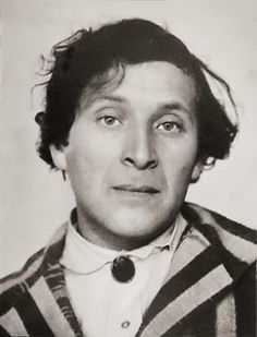 Marc Chagall, c1930 (photogravure?) Photographer: Hugo Erfurth, Dresden
