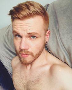Hot Ginger Men, Ginger Boy, Hairy Men, Bearded Men, Stawberry Blonde, Red Head Boy, Red Hair Men, Redhead Men, Red Beard