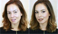 Maquiagem básica por Juliana Goes