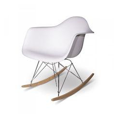 eames rar is die ber hmten eames schaukelstuhl der nachbau von der. Black Bedroom Furniture Sets. Home Design Ideas
