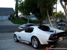 Image result for white and black c3 corvette