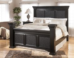 Classy Modern Minimalist Bedroom Ideas With Black Coloring Bed Adorable Masculine Contemporary Oak Wood High Headboard