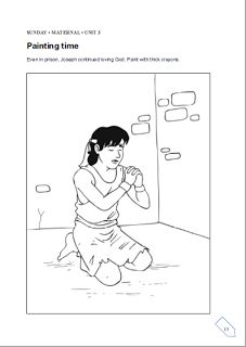 1000 images about cathy rimmer on pinterest cross for Joseph in jail coloring page