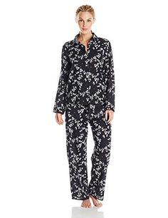 Cyberjammies Women s Sarah Printed Pajama Set ebc2ddd40