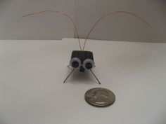 Your first robot - various ideas for beginners from instructables