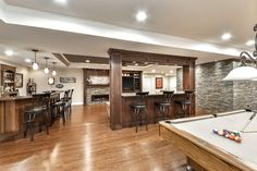 One of the most important things to consider in a Basement remodel is functionality; Barlow Builders, Inc is the premier contractor for Basement Renovations services in the Madison, WI. Basement Guest Rooms, Small Basement Remodel, Modern Basement, Basement Bathroom, Home Remodeling Contractors, Basement Renovations, Basement Ideas, Cheap Renovations, Remodeling Ideas