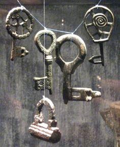 Viking artifacts Key | ... Progress: More fabulous viking artifacts from the Historisk Museum