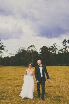 Lynsey and Matts Australian Wedding by Nina-Claire  | www.onefabday.com