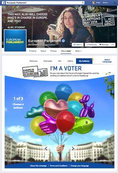 European Parliament I'm a Voter app