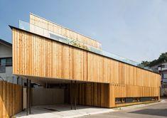 Gallery - TAKENO Nursery / Tadashi Suga Architects - 7