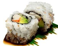 Never pass the super popular California Roll