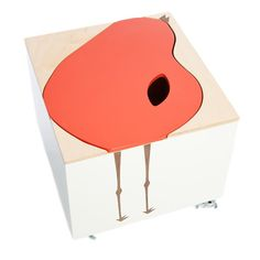Mod Mom Furniture Bertie Toy Box
